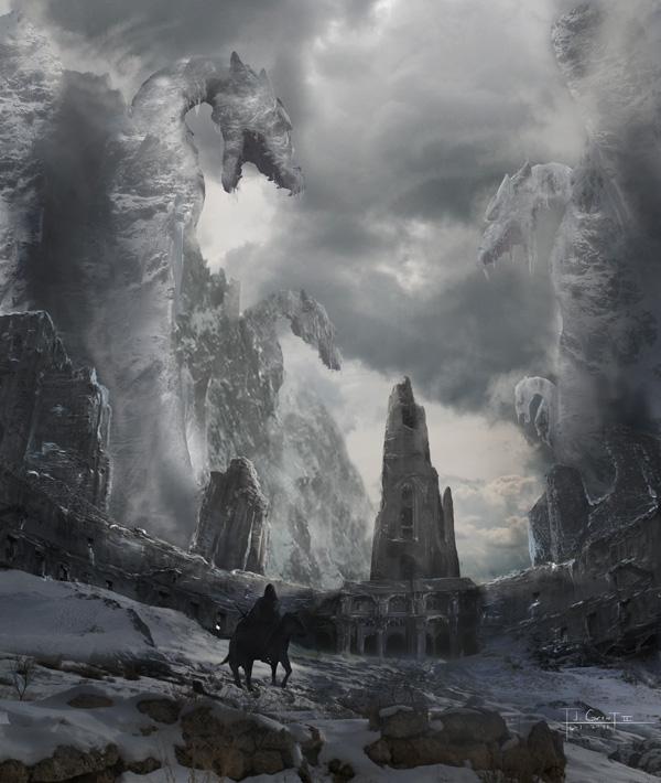 Snow Ruins